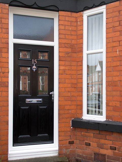 Why buy composite doors for your Wirral home? & Composite Doors Wirral | Installers \u0026 Fitters | Bebington Glazing