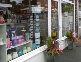 Shop Front Window Replacement