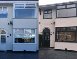 uPVC Windows Change of Colour