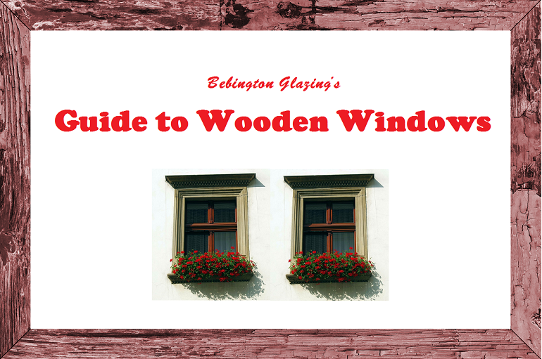 Guide to wooden windows